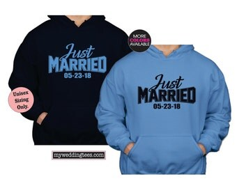 just married hoodie bride tank top mrs tote bag bridal. Black Bedroom Furniture Sets. Home Design Ideas