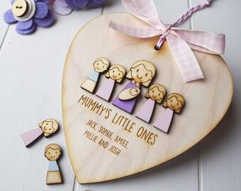 Mummy heart - Mother's day gift - mum keepsake