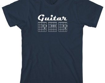 Guitar Dad Shirt - guitar tab, father's day gift idea - ID: 1982