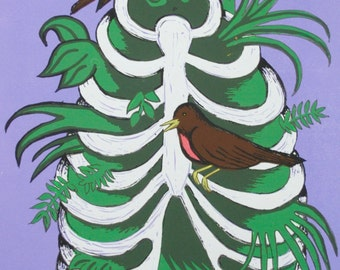 Keep a Green Branch in your Heart and Singing Birds Will Always Come