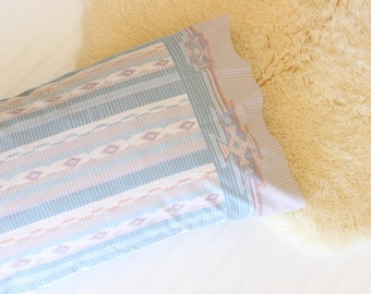 Vintage Southwestern Pillow Cases Aztec Tribal Native American Boho Home Decor