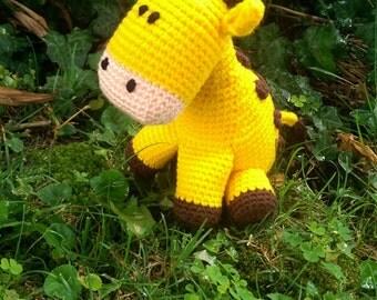 Amigurumi Giraffe - Crochet Giraffe
