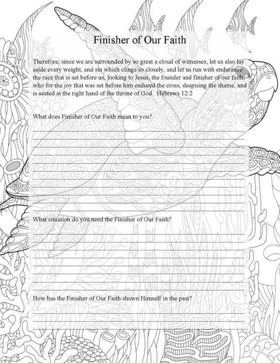 names of jesus coloring page - names of god coloring pages prayer journal adult coloring