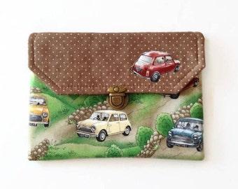 Classic Austin Mini Cooper Ipad Mini Case, Mini Cooper Accessories, Padded Ipad Mini Cover,