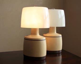 Battery powered lamp | Etsy