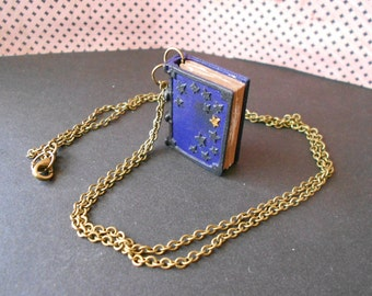 """Necklace book """"Astronomy"""""""