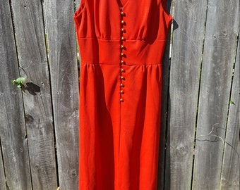 1970's Disco Diva Dress *Marked Down 1/20!*