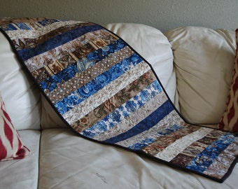 Simply Elegaent Quilted Table Runner