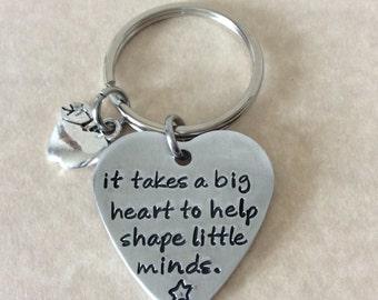 Teacher appreciation gift, gift for teacher, gift from student, thank you gift for teacher, teachers gift, teacher student gift, graduation