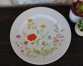 Wilshire House English Garden Decorative Plate