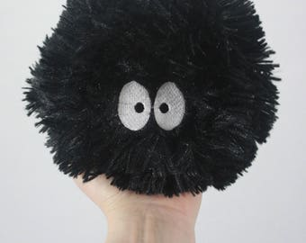 Soot Sprite rattle ball toy