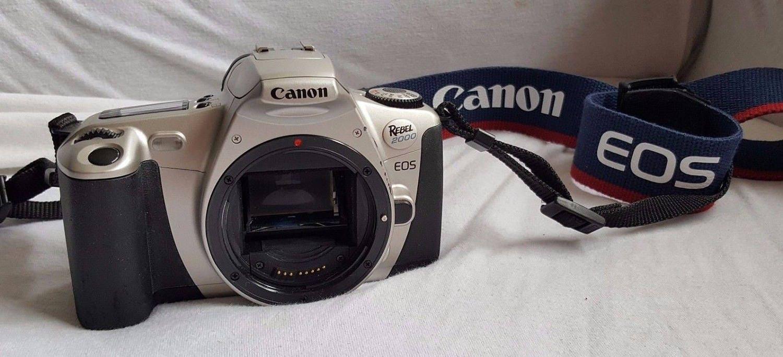 Canon EOS 400D / Digital Rebel XTi/ Kiss X Digital …