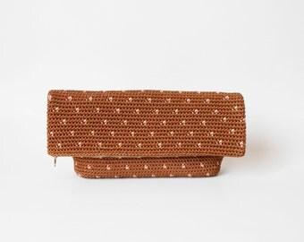 Tapestry Crochet Tutorial For Beginners : Crochet pattern for leaves backpack. Practice tapestry crochet