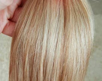 """18"""" TAPE- IN Glue Skin Weft human Hair Extension/ 100g/  18/613 mix / NEWW"""