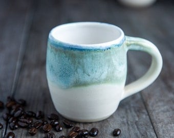 Coffee mug, ceramic, pottery, stoneware