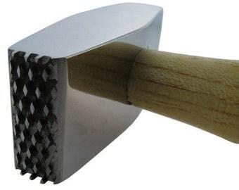 Texturing Hammer - Crosshatch & Stars (HA4603)