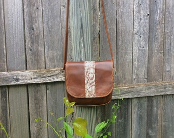 Small leather crossbody bag , leather cross body bag , leather women bag , leather women purse , leather bags , crossbody Valentine's Gift