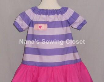 Doc McStuffins Dress