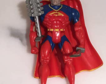 Marvel 1995 Figurine with weapons