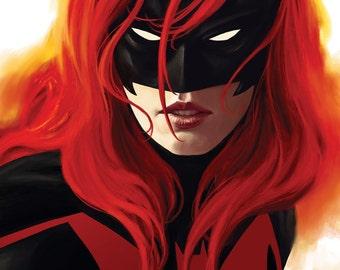 Batwoman Begins! - Batwoman Poster Print - DC Comics - Batman