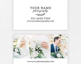 Wedding  Photography Business Cards - Wedding Photography - BC004