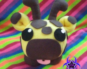 Castle Crashers Giraffey plush