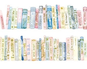 Book washi tape / Bookshelf washi tape