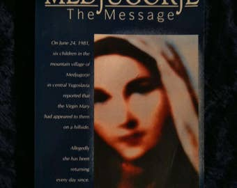 Medjugorje The Message Vintage Book