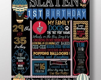Up and away birthday, Hot air balloon birthday, balloon birthday party decor, vintage balloons, balloon party, up & away 1st bday, BRDBAL01