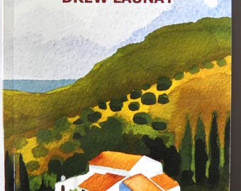 The Maestro of Almijara by Drew Launay Fiction Andalucian Village Frigiliana