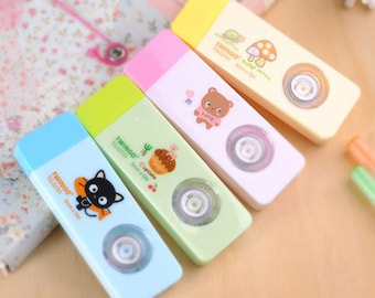 Kawaii Decoration Tape (1 pc) Korean Stationery Diary Deco Tapes T0126
