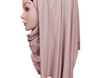 Nuyana Couture Luxurious Bamboo Jersey Hijab Scarf