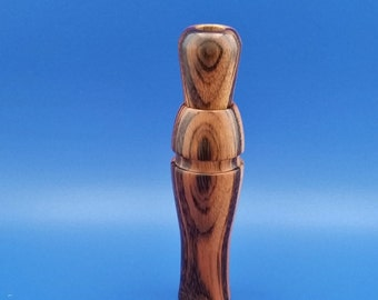 Duck  Call, Handcrafted, Wood Duck, Goncalo Alves
