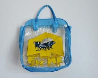 Vintage Cute Plastic Bag
