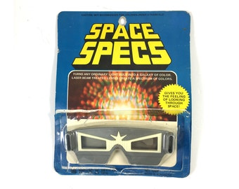 Vintage Space Specs Kids Eyeglasses