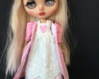 Custom Blythe Dolls For Sale by OOAK Custom Blythe Art Doll