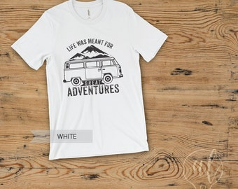 Mountain shirt - Hiking Shirt - Adventure shirt - Camping shirt - nature shirt - father's day gift - fathers day gift - travel shirt