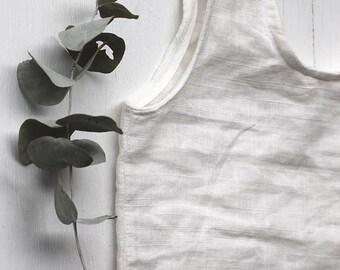 White singlet