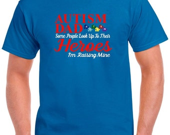 Autism, Autism Shirt, Autism Awareness, Autism Dad T Shirt, Fighting For Autism, Support Autism, Autistic TShirt, Autism Month, Fight Autism