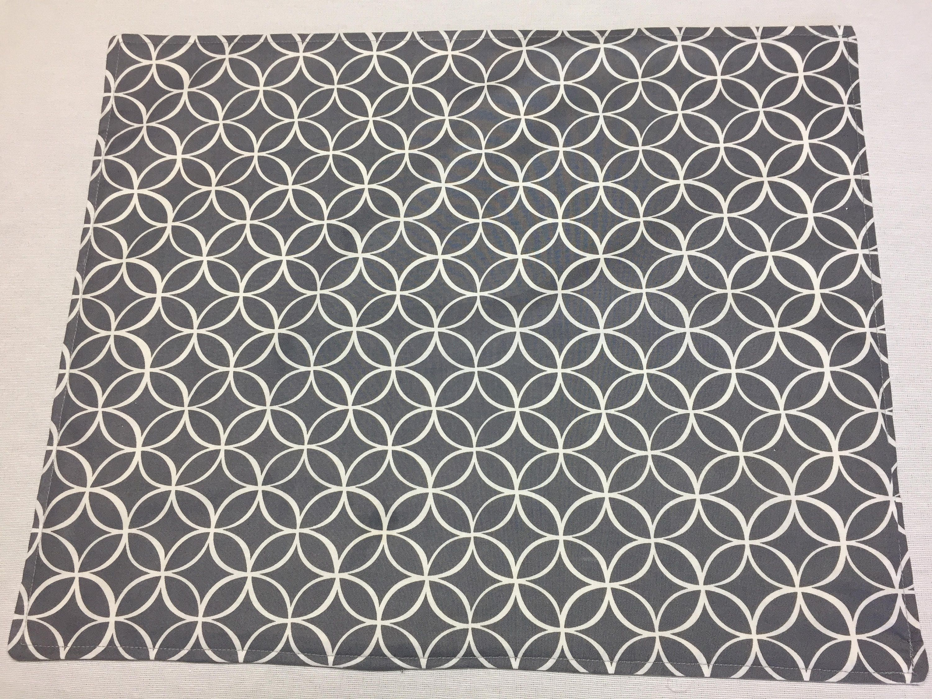 geometric placemats gray placemats gray geometric fabric modern  - geometric placemats gray placemats gray geometric fabric modern placematsgeometric print cloth placemats housewarming gift table mat