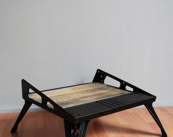 Industrial coffee / side table