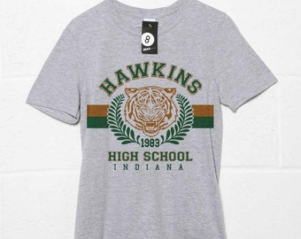 Hawkins High School T Shirt