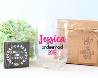 Maid of Honor Gift - Will You Be My Maid of Honor - Maid of Honor Proposal - Gift for Maid of Honor - Maid of Honor Gifts