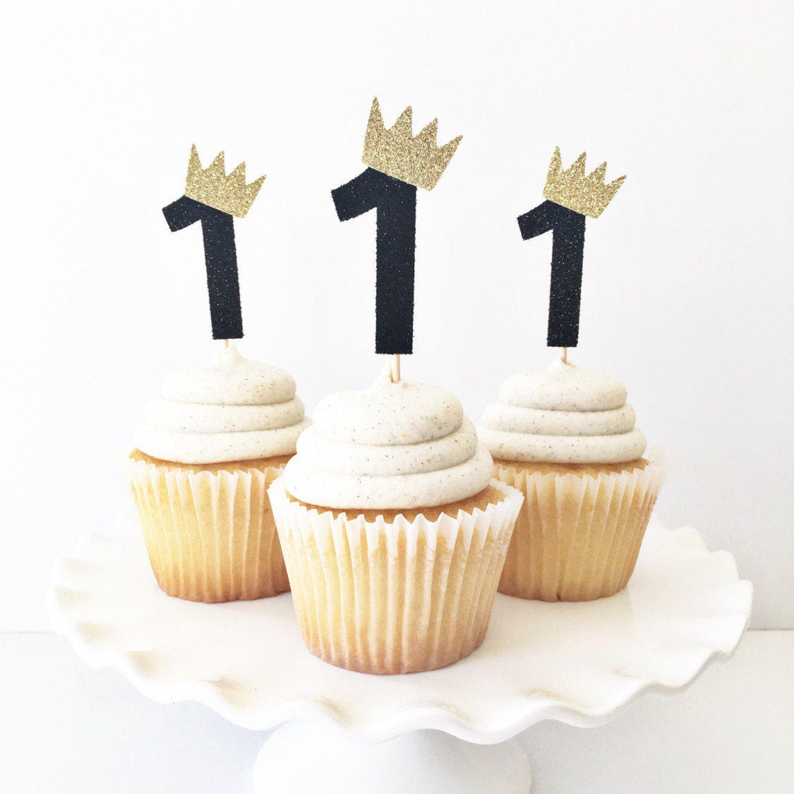 One Cupcake Toppers Where The Wild Things Are Cupcake