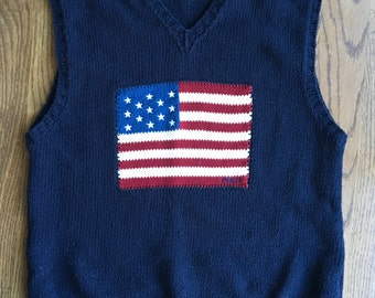Vintage Polo Ralph Lauren Sweater vest