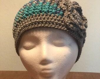The Darling - Stormy Sky - Crochet Hat
