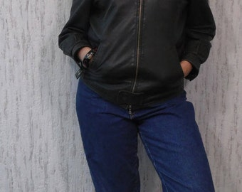Green Leather Jacket Fine Made Leather Factory