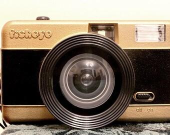 Lomography Fisheye Gold 35mm Point & Shoot