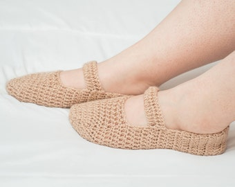 Booties made handmade crochet