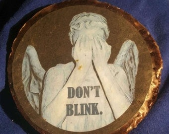 Don't Blink - Weeping Angels Soap
